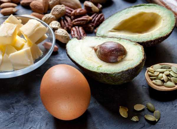 Fats And Nuts Used as Healthy food